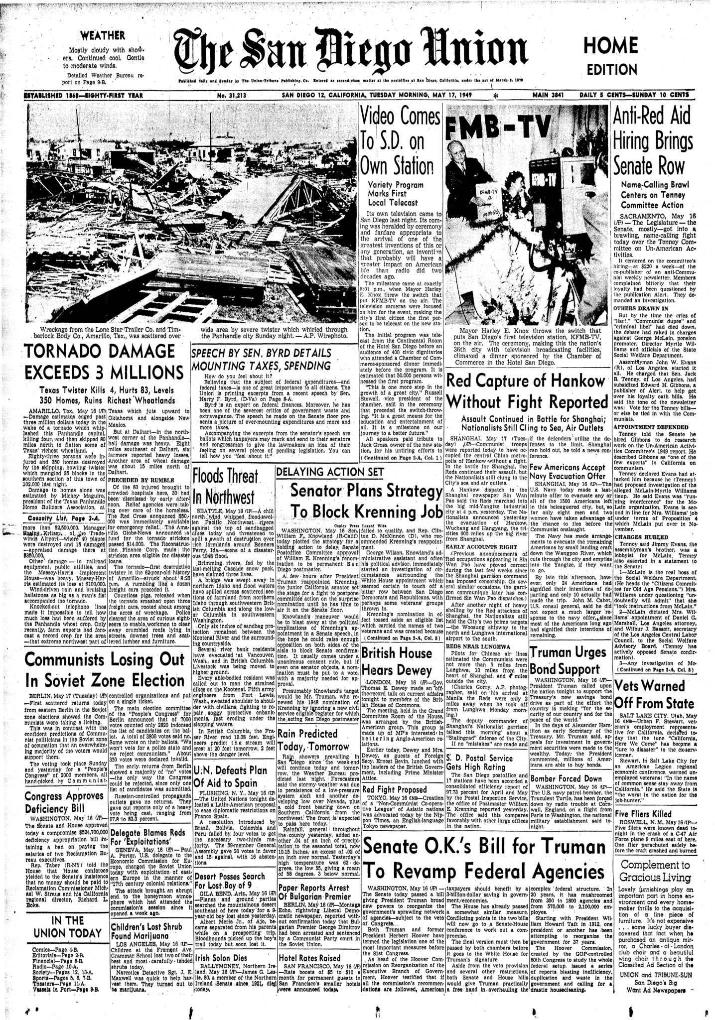 May 17, 1949