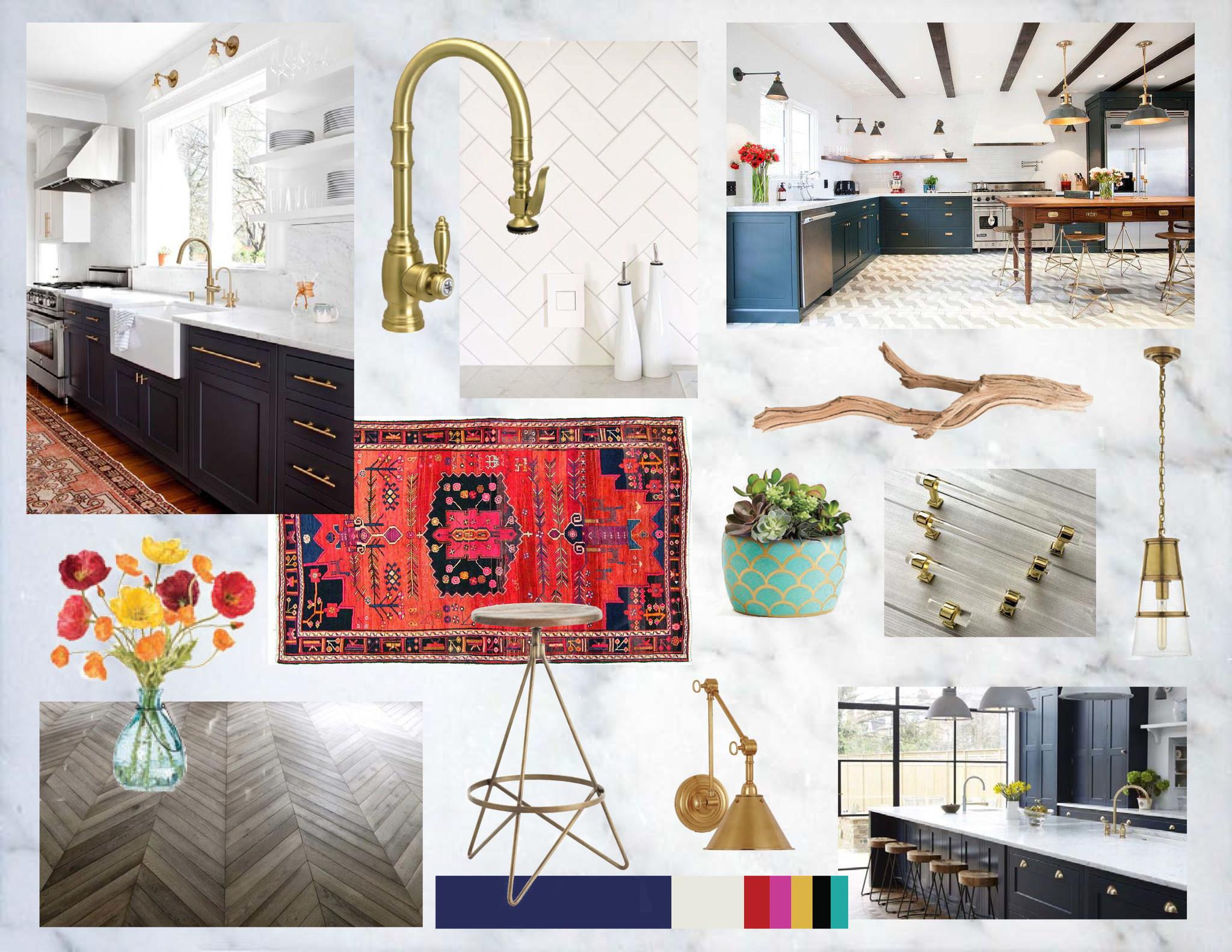 Kitchen by Samantha Williams, principal at Ederra Design Studio.
