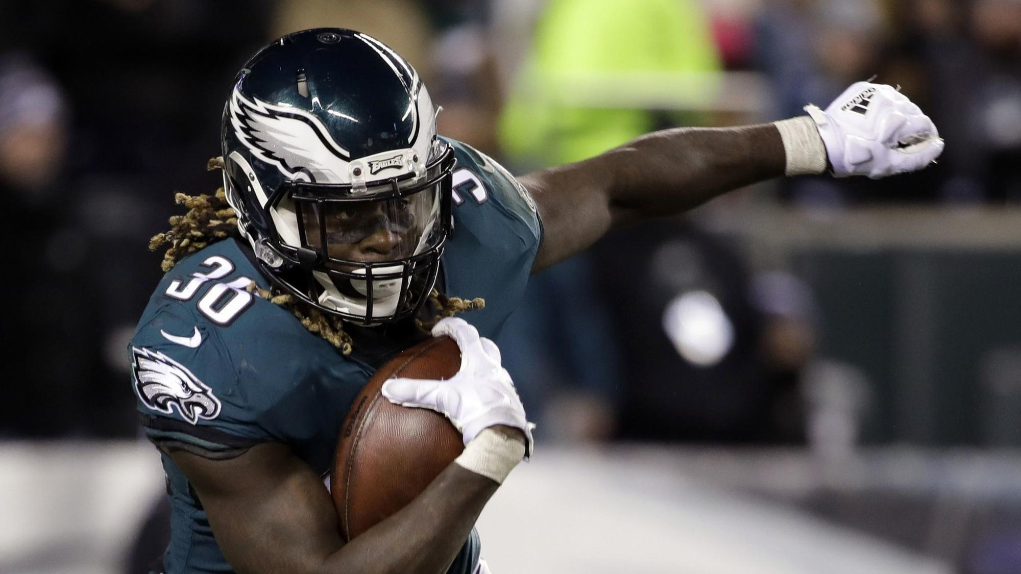 Eagles Rsquo Jay Ajayi Reportedly Sued For Trashing Mansion