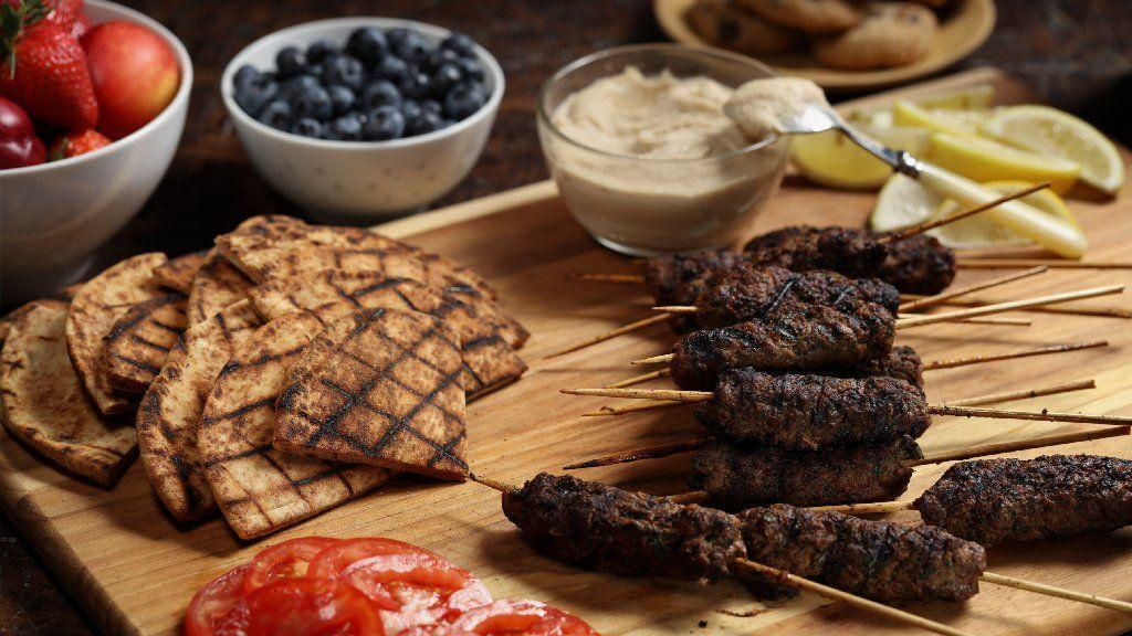 change memorial day grilling lineup with charred greens savory