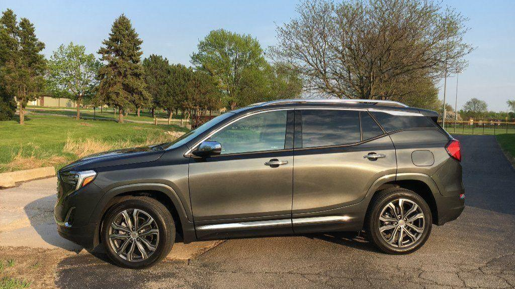 auto review 2018 gmc terrain denali is not the champagne of compact crossovers daily press. Black Bedroom Furniture Sets. Home Design Ideas
