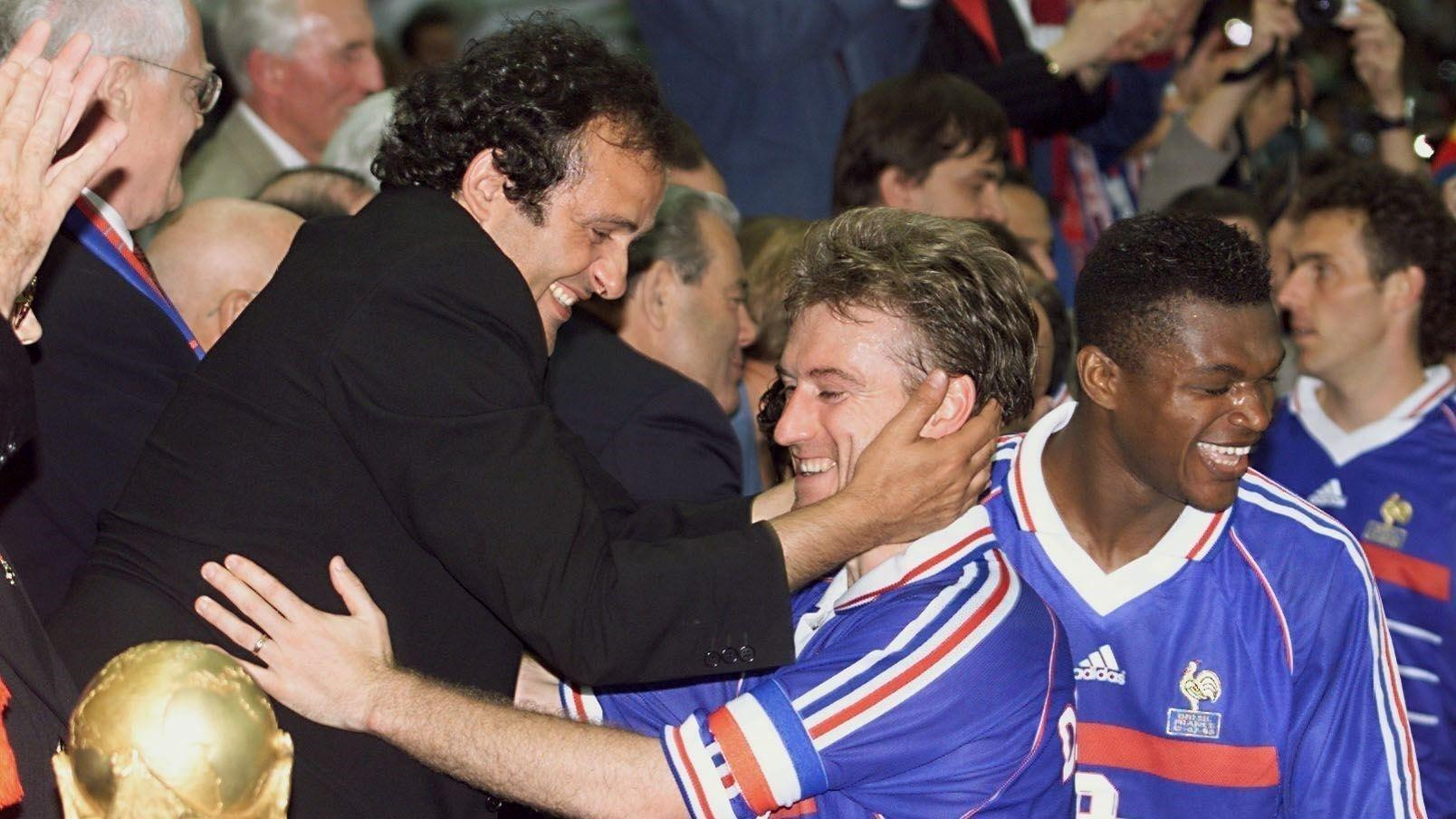 Platini Trickery Involved In 1998 World Cup Draw