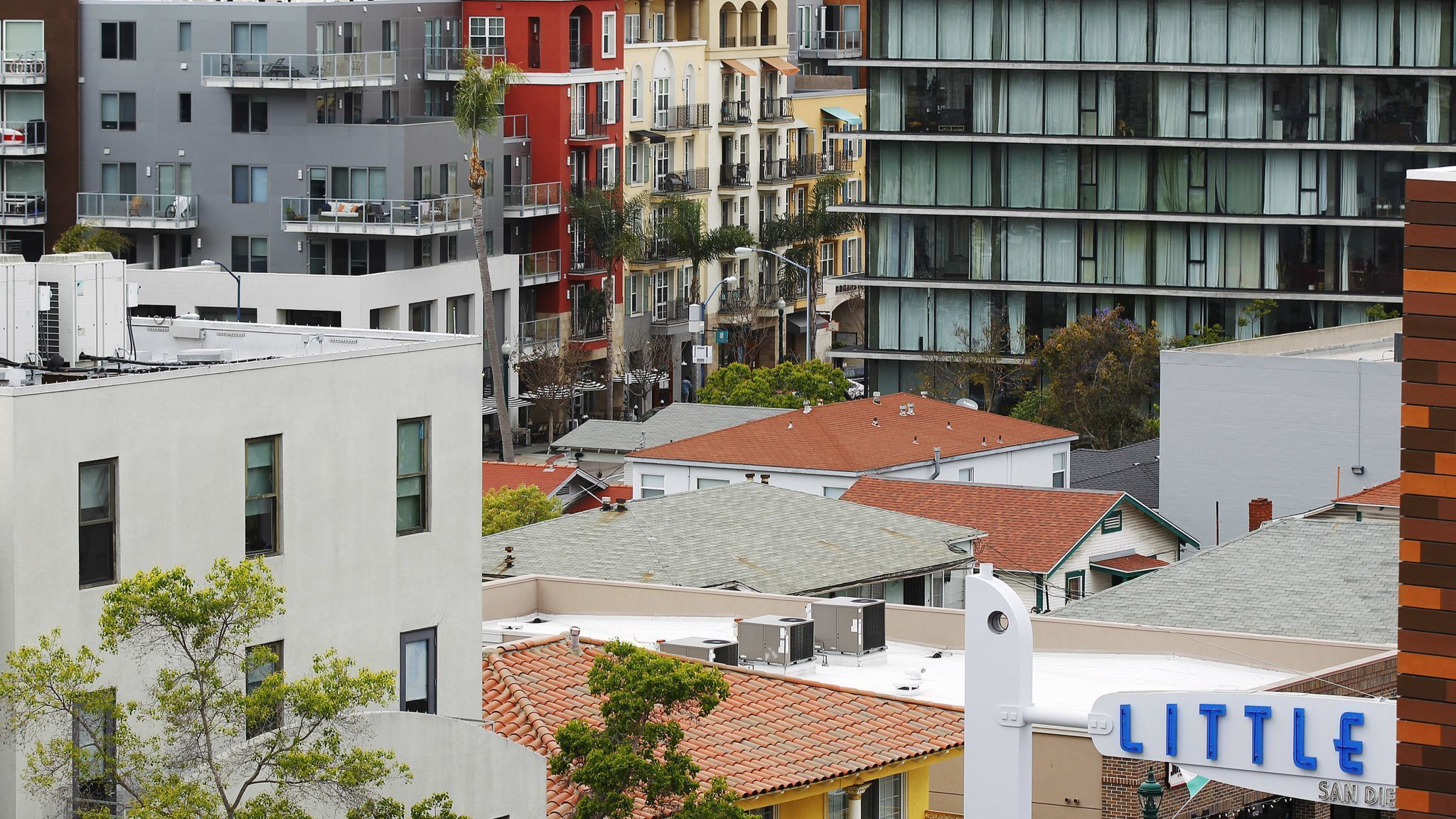 Inside Little Italy's apartment rush - The San Diego Union ...