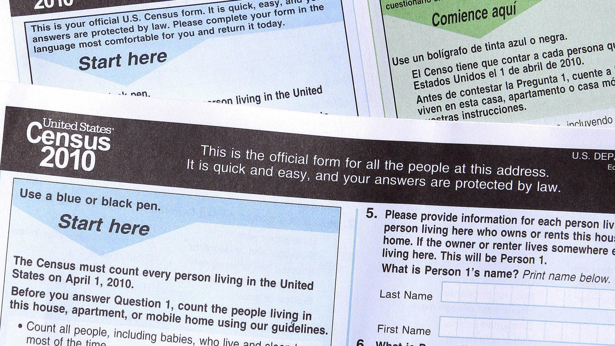 Census Question About Citizenship Status Angers Maryland