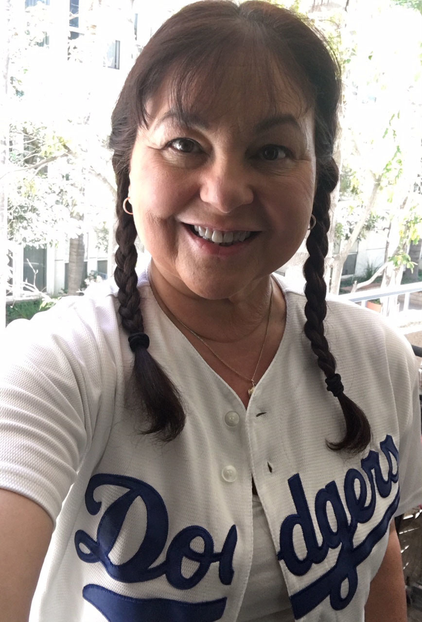 Chinatown resident Sheila Boyd went to her first Dodger game in 1969, driving in from Pomona with he