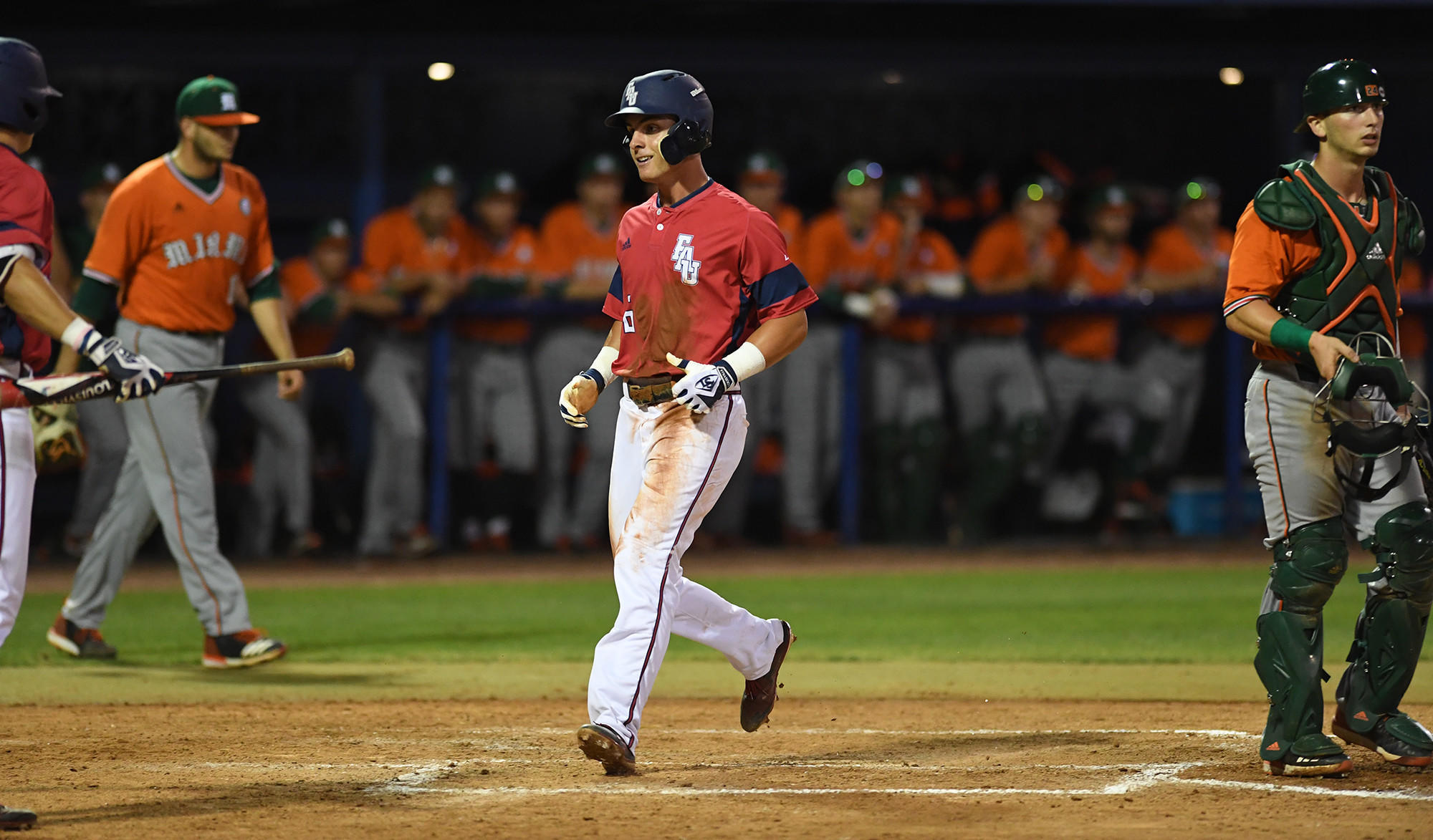 FAU baseball turns focus to Conference USA Tournament after season finale canceled due to rain
