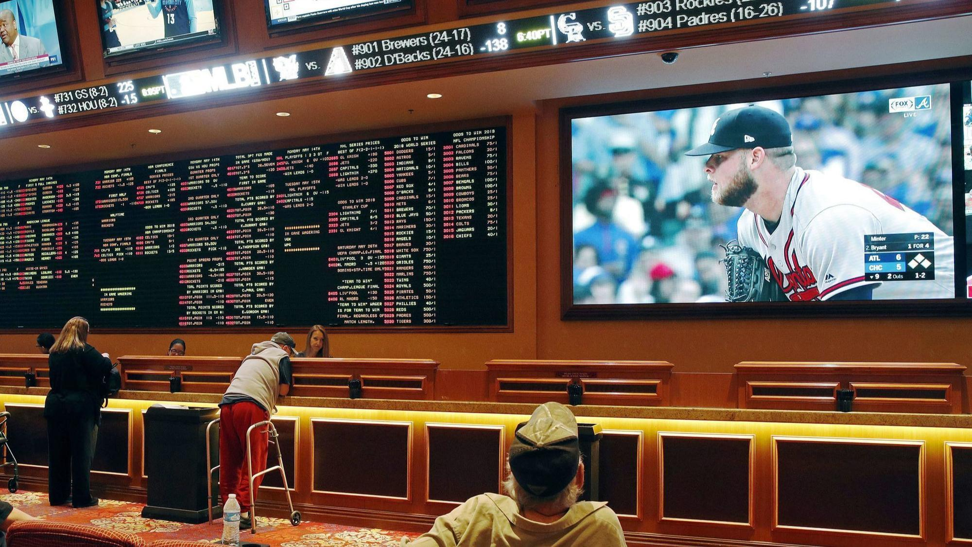 sport gambling issues