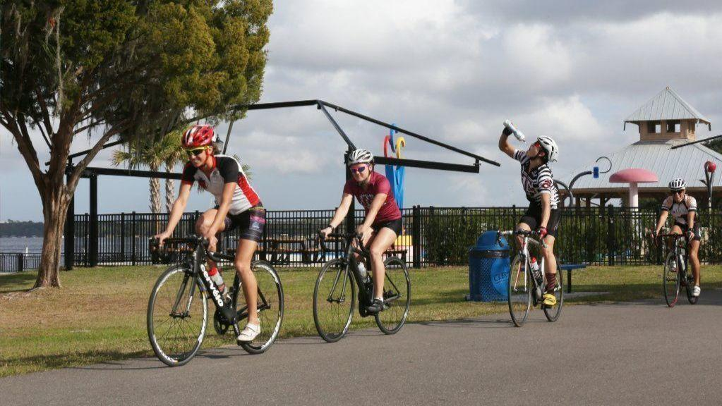 Central Florida a premier spot for triathlon training