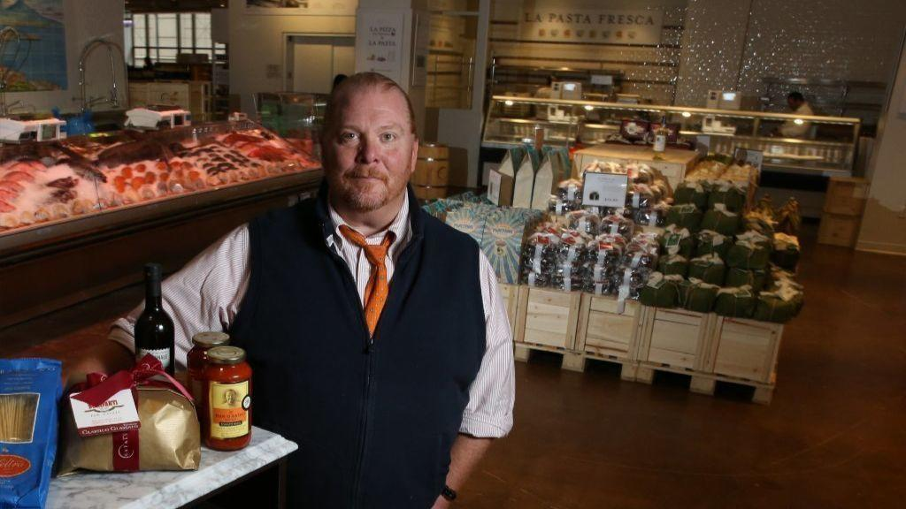 Mario Batali Food Market New York