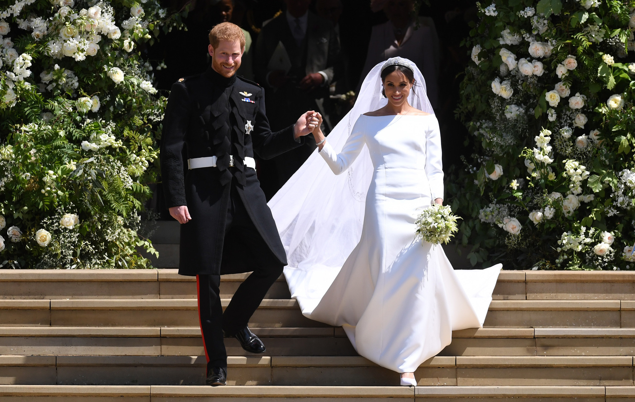 Royal Wedding of Prince Harry and Meghan Markle in Windsor, United Kingdom - 19 May 2018