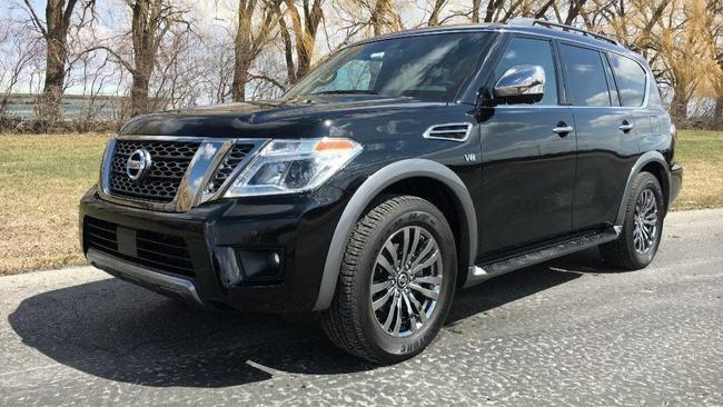 Best Of The Biggest 2018 Ford Expedition Outdoes Nissan Armada And