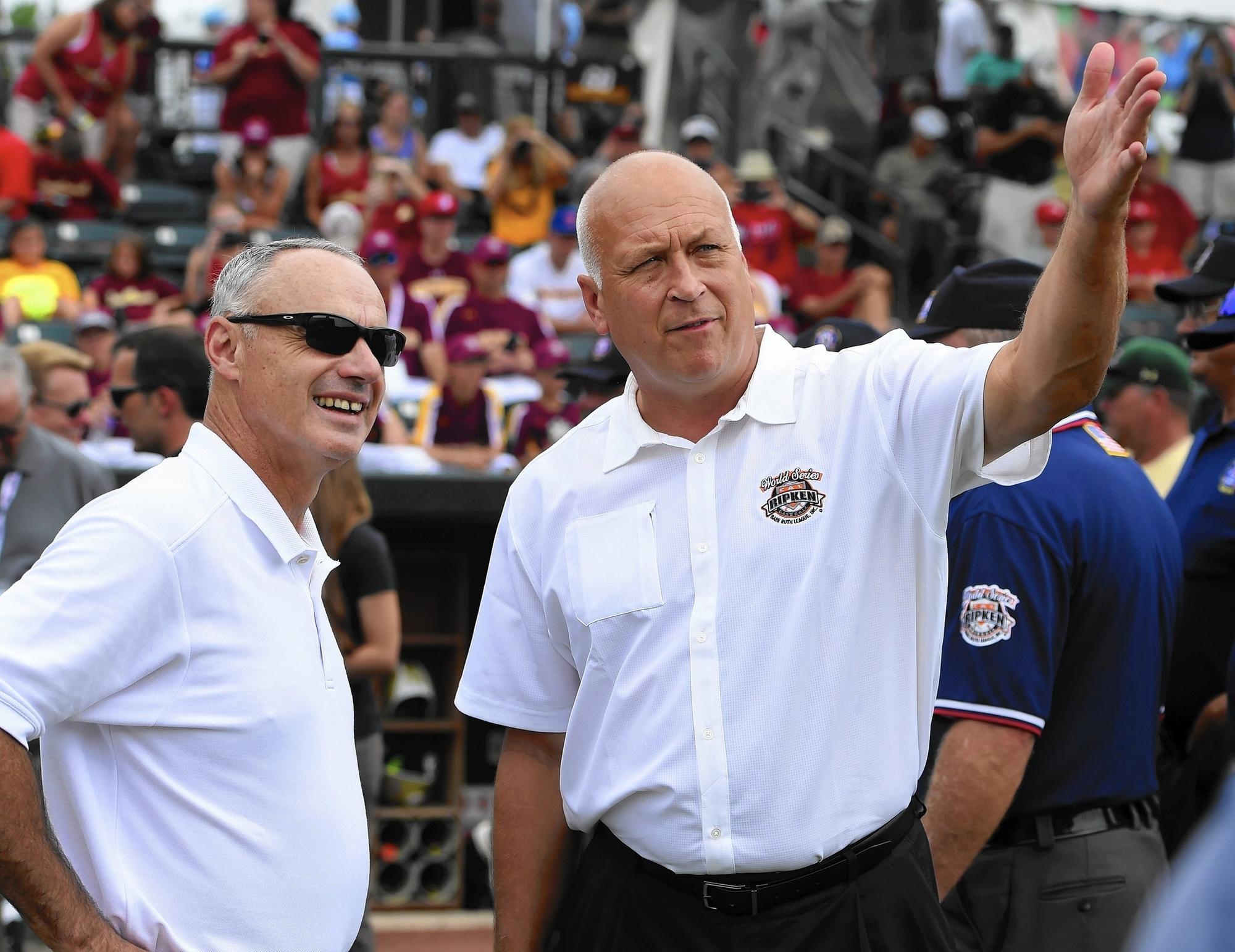 With Ripken's help, MLB and USA Baseball modify youth game to pick up the pace