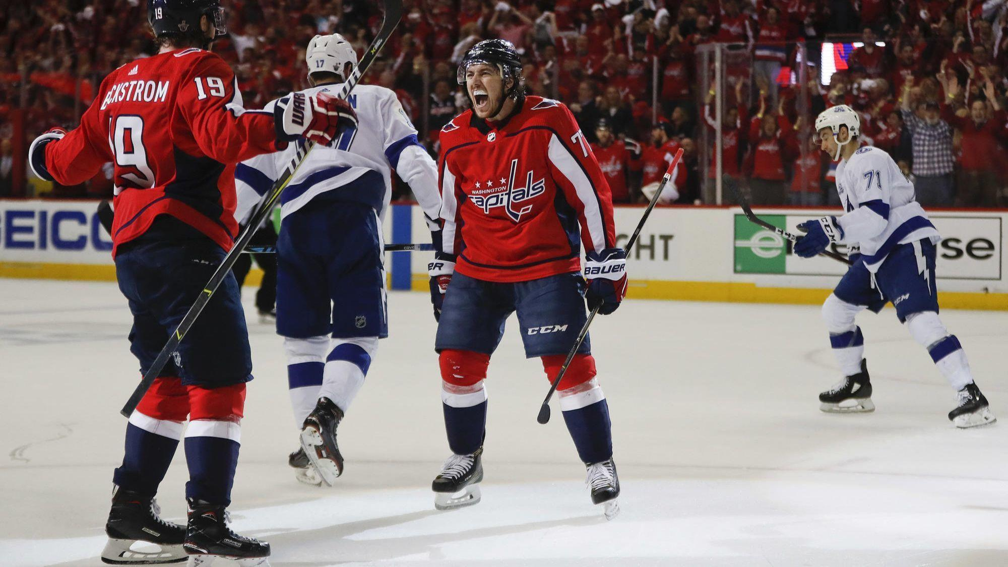 The biggest game of our life   Capitals brace for Game 7 vs. Lightning -  Chicago Tribune 46cf702c220
