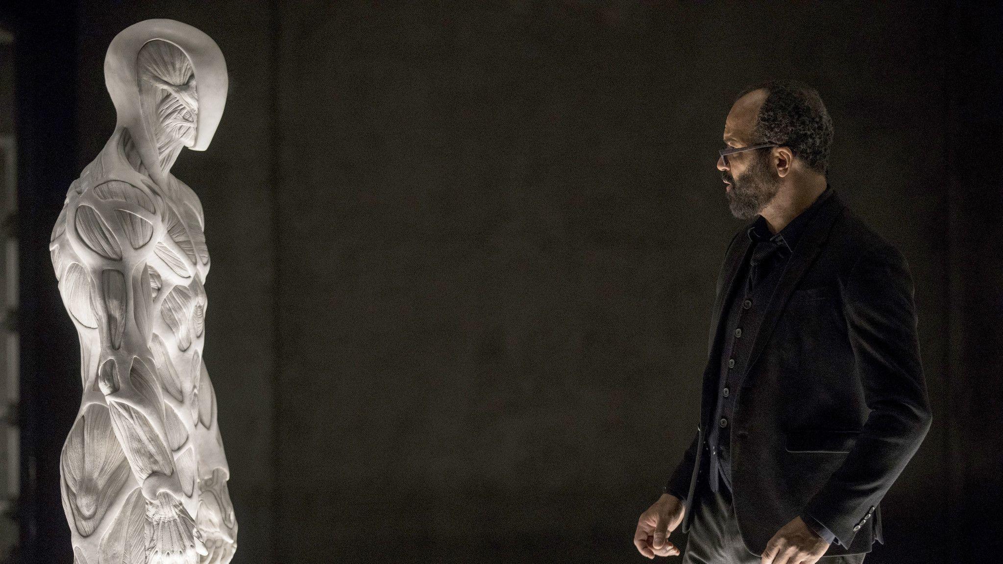 """Jeffrey Wright in """"Westworld."""""""