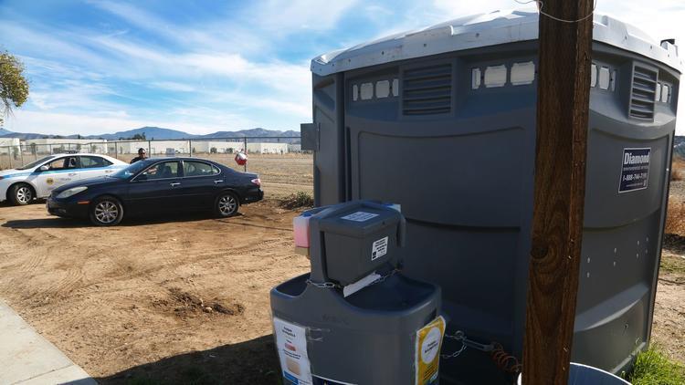 Portable toilet executive sent to prison in illegal dumping scheme