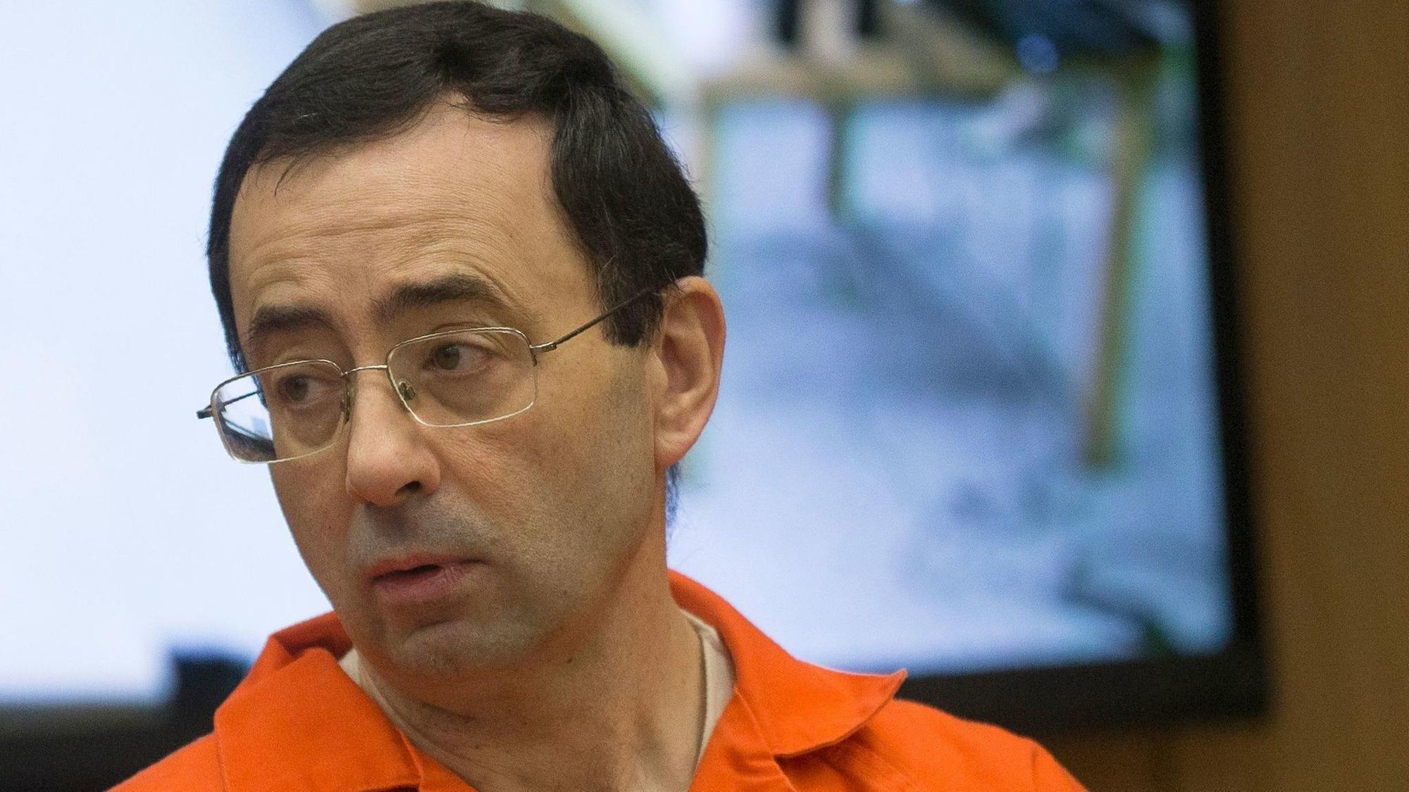 2015 emails show USA Gymnastics came up with false excuses for Larry Nassar's absence at events