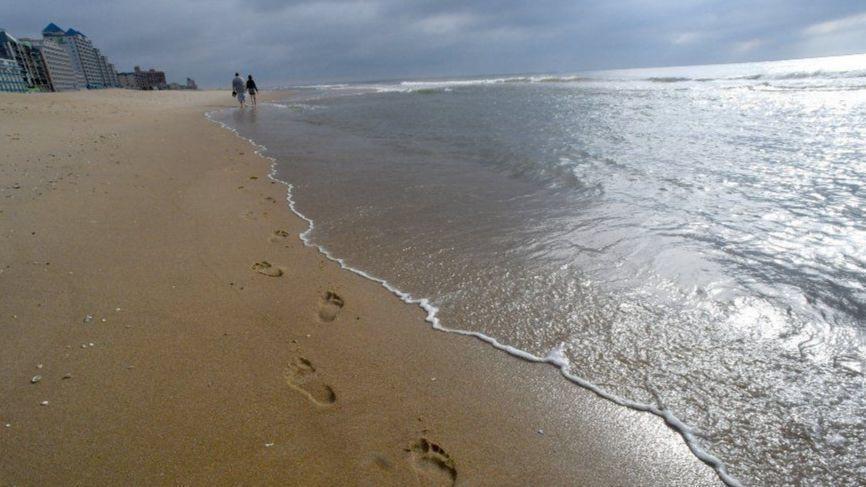 A Wider Deeper Beach Awaits Ocean City Vacationers But Is It Safe Baltimore Sun