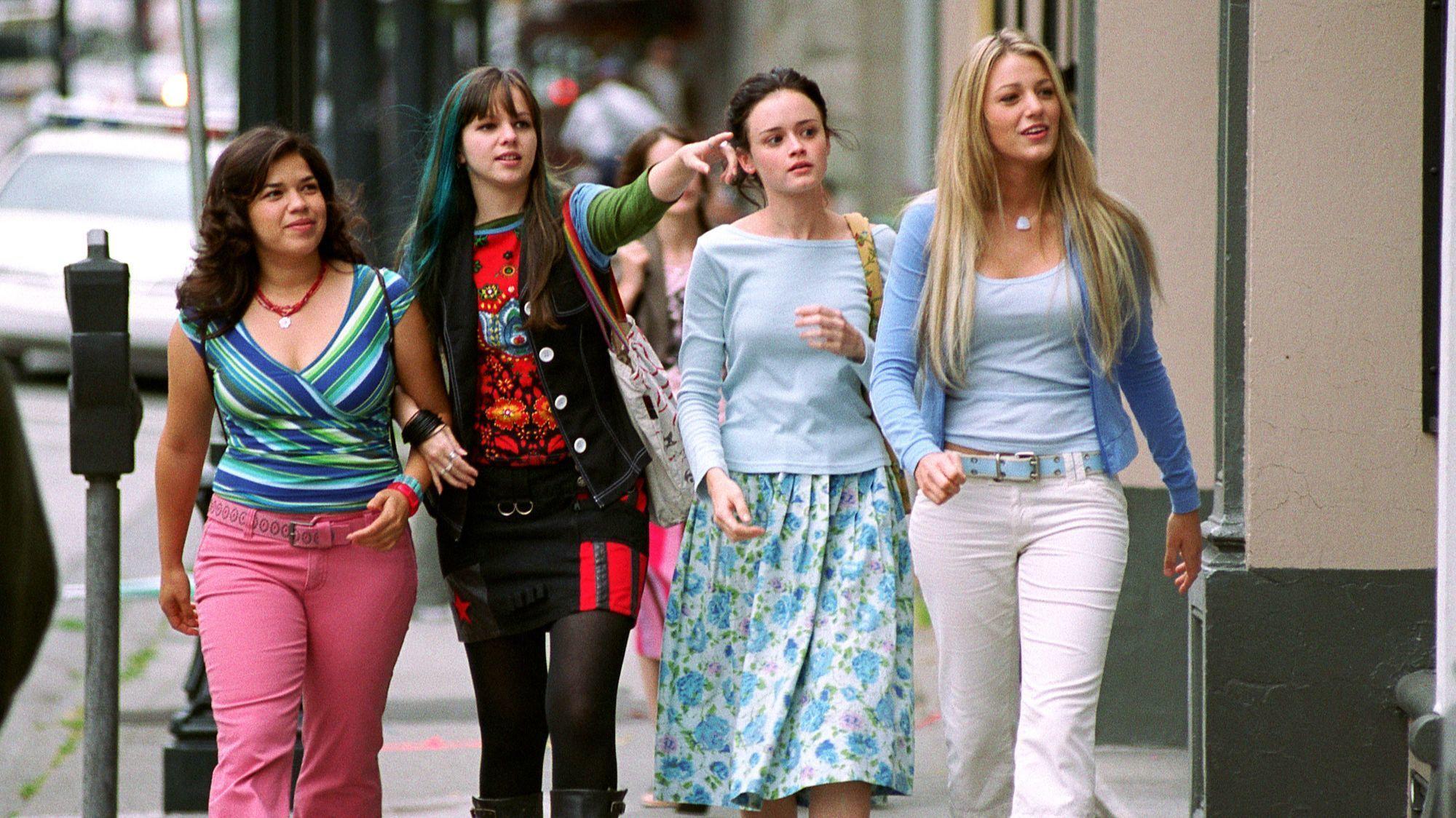 """The Sisterhood of the Traveling Pants"""
