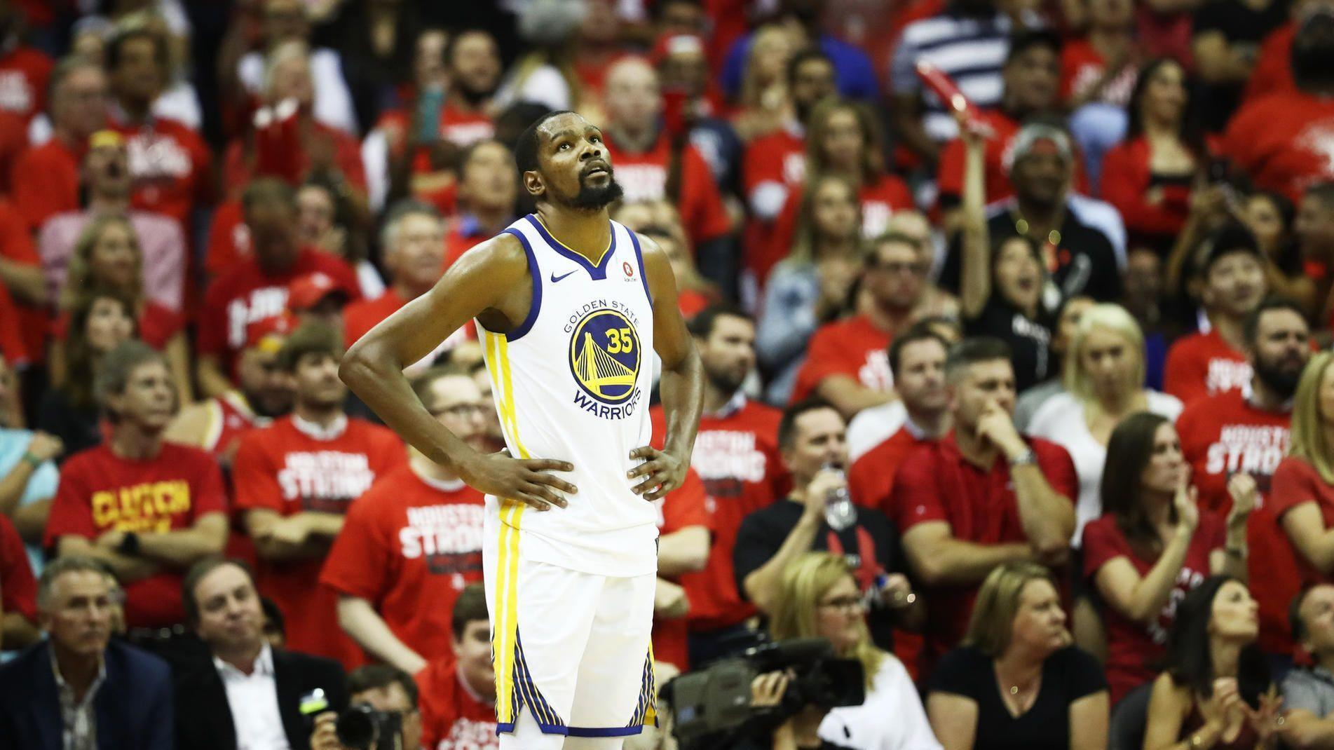 fd7c1ff9e Kevin Durant is reverting to old habits as Warriors get pushed to brink of  elimination