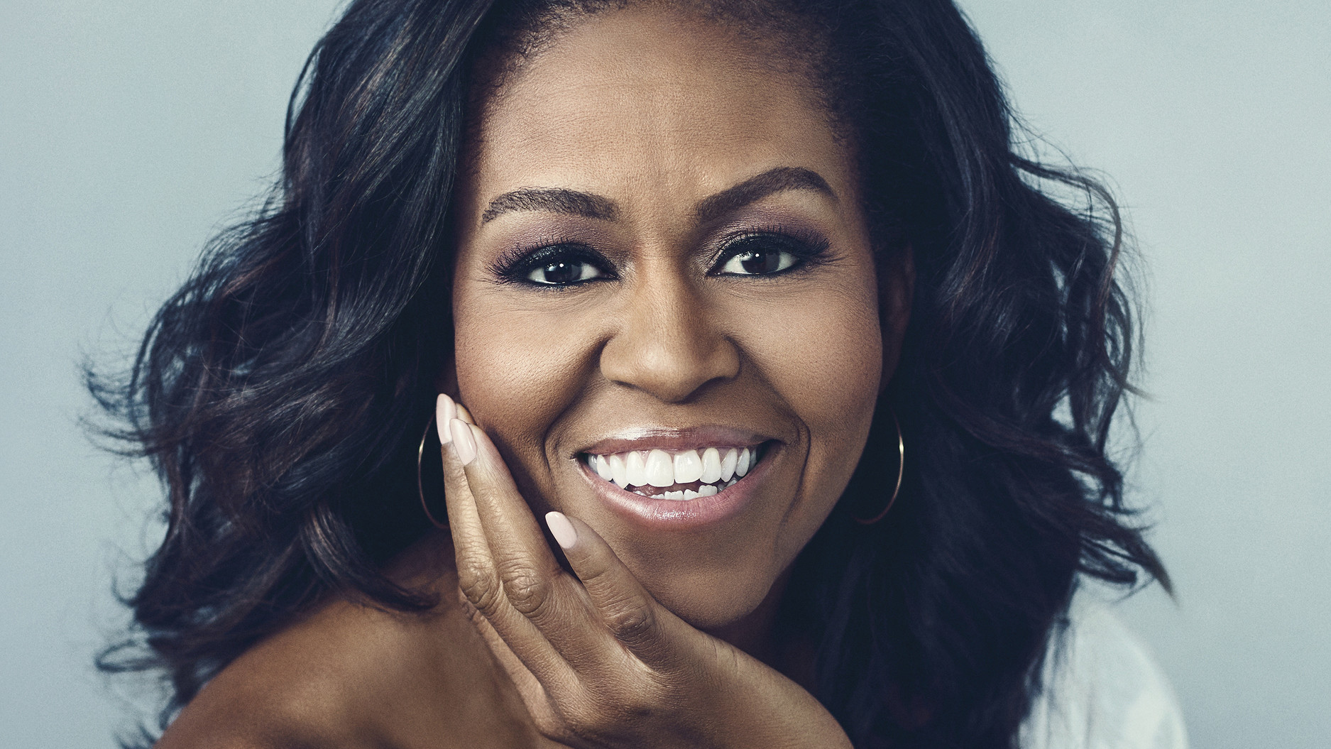Book Cover White Jeans : Michelle obama reveals the cover for her upcoming memoir