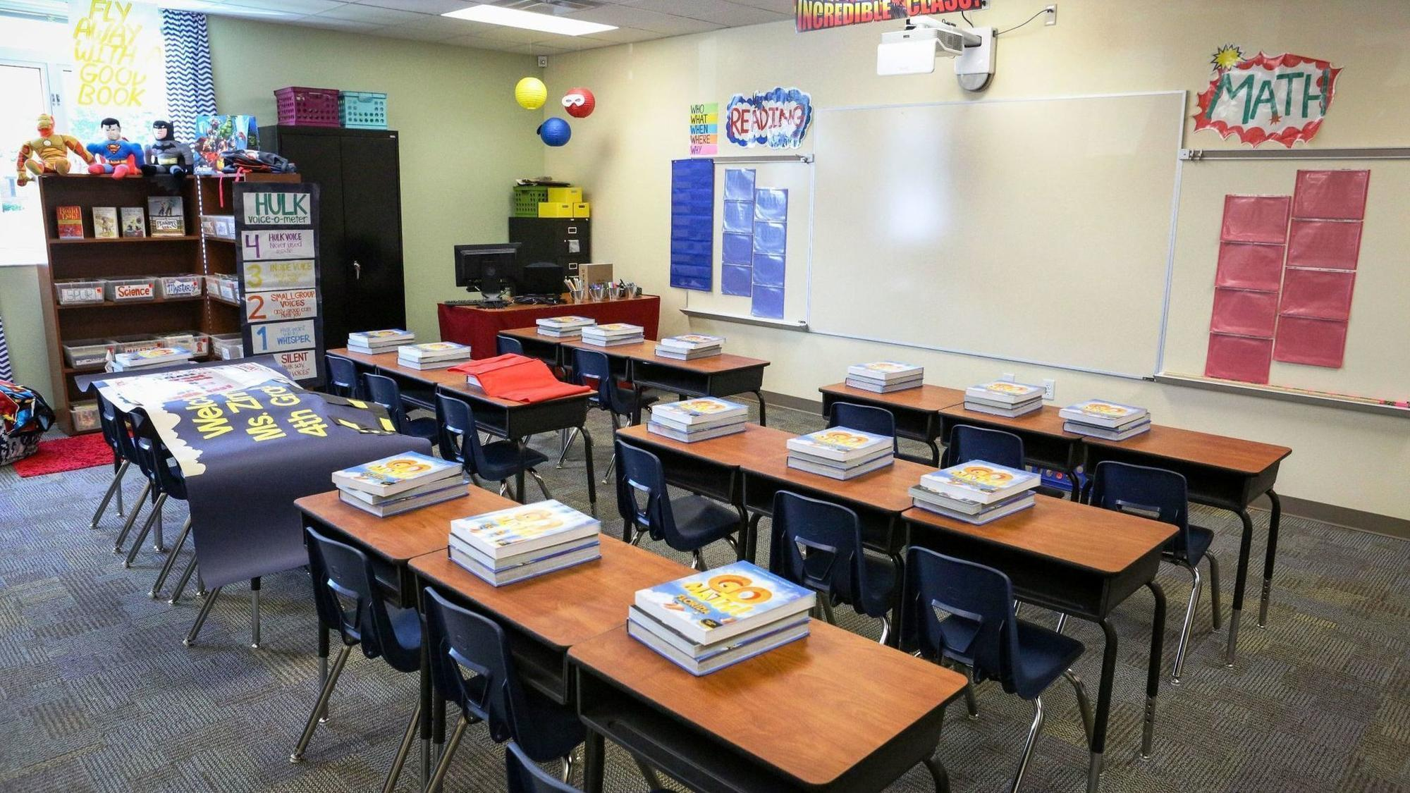 Third-grade reading scores on FSA exam fall in 2018