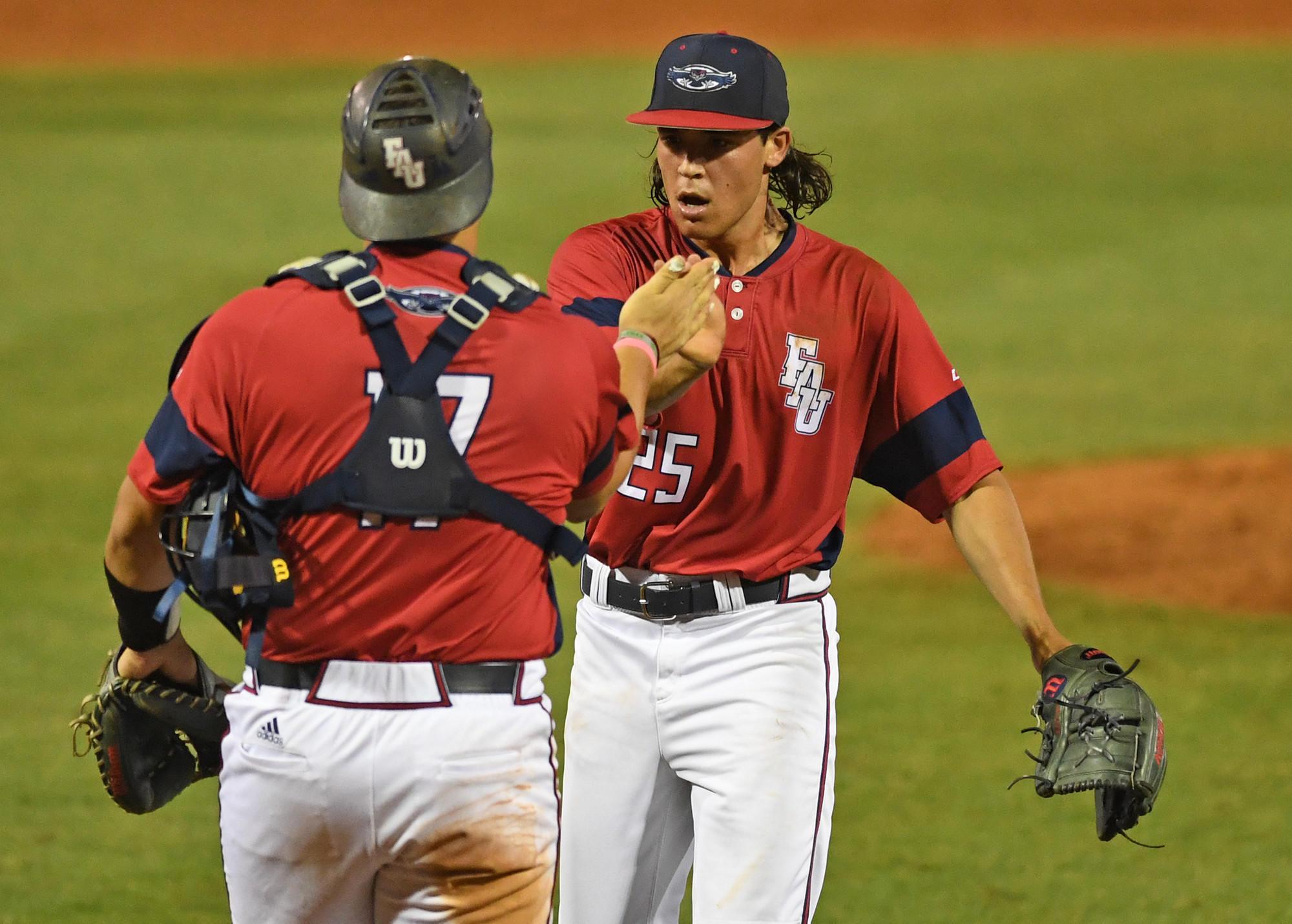 FAU baseball advances to today's Conference USA Tournament championship game