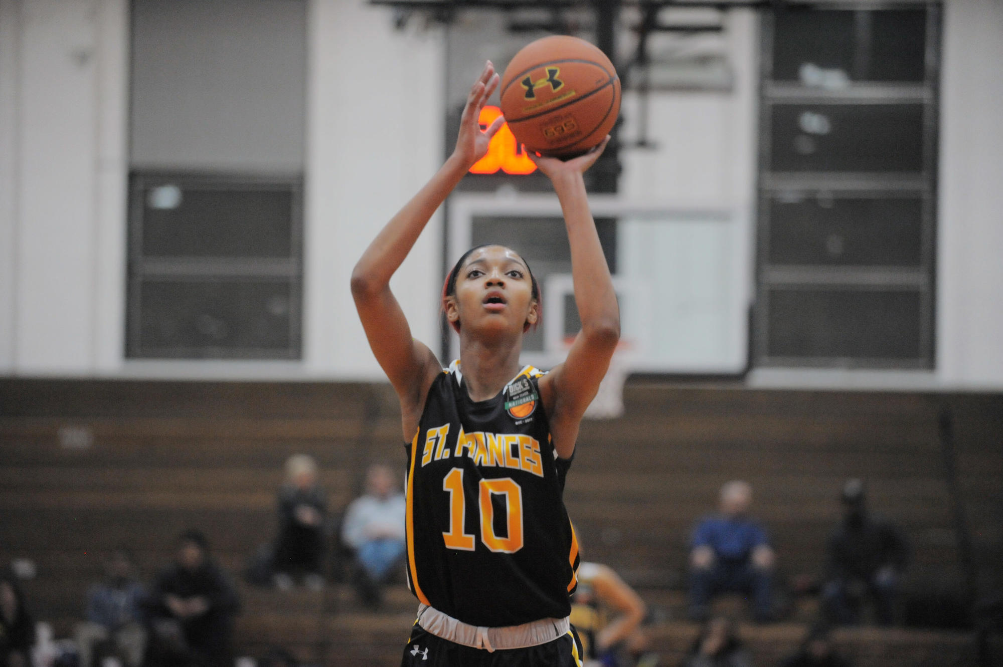 St. Frances' Angel Reese among finalists for USA Under-17 World Cup basketball team