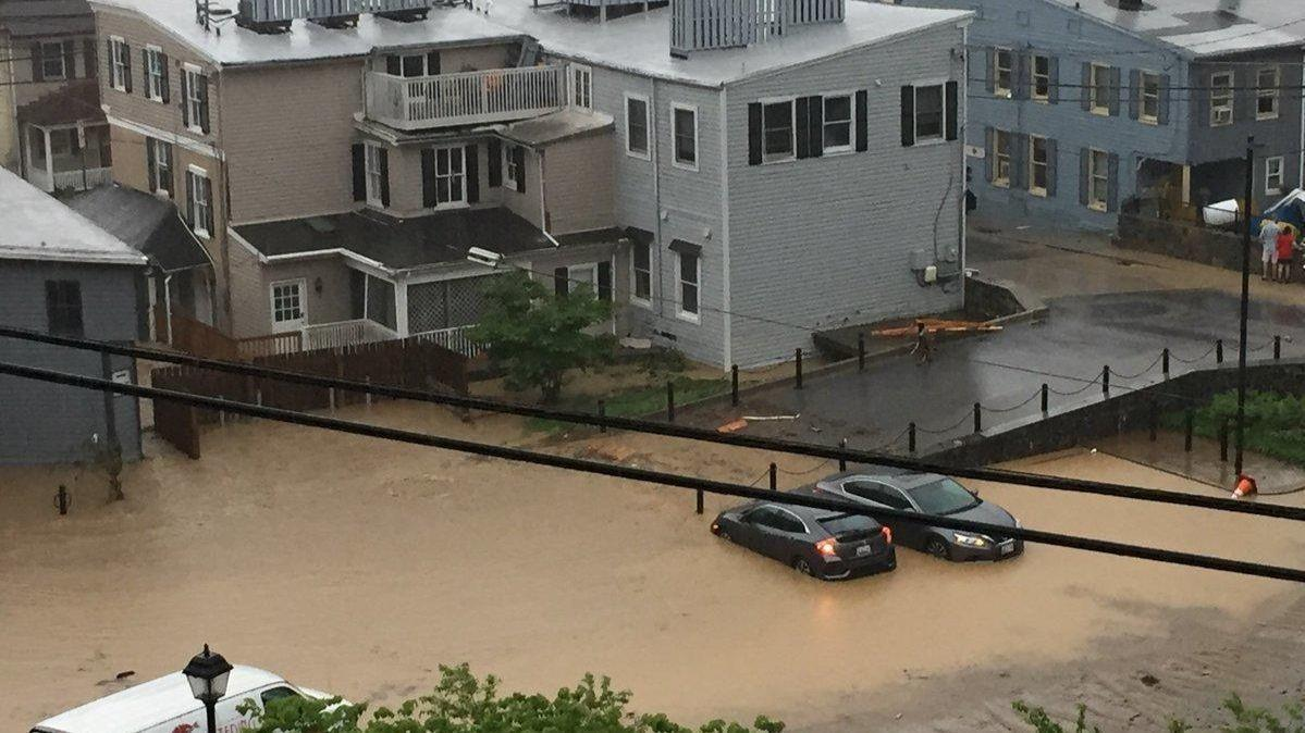 Ellicott City Flood Here S What A 1 000 Year Storm