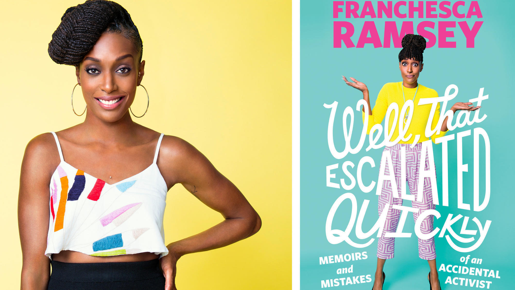 Watch Franchesca Ramsey video