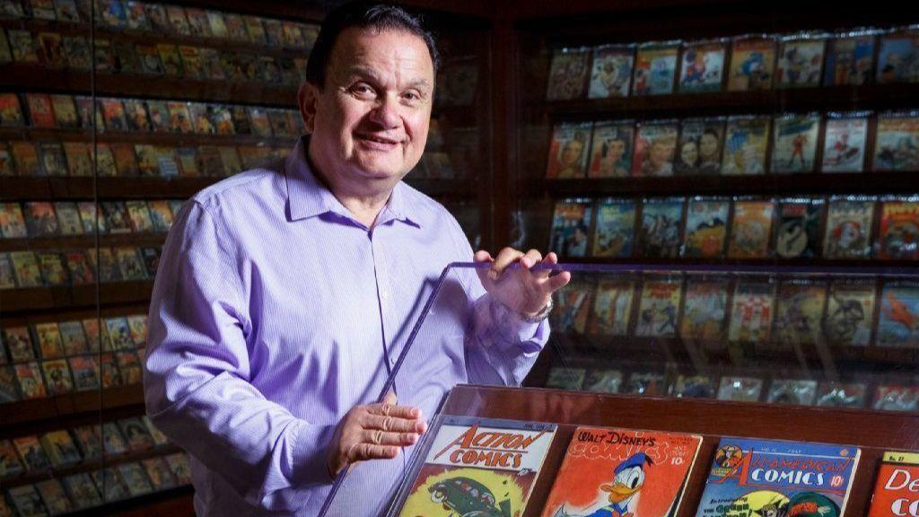 Image result for Geppi's Entertainment Museum to close as comic and art collection heads to Library of Congress