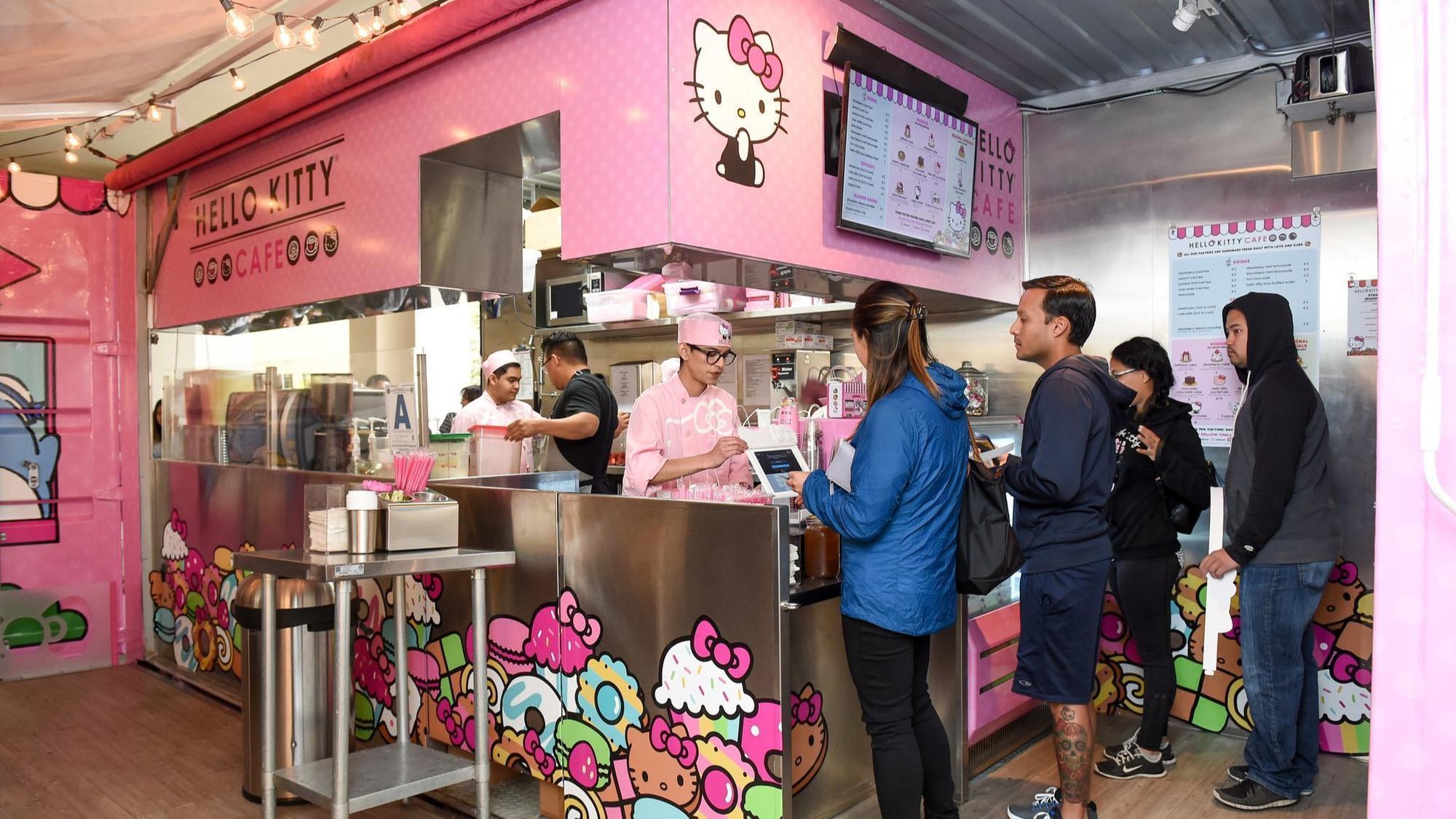 Secret Cafe Food Truck Menu
