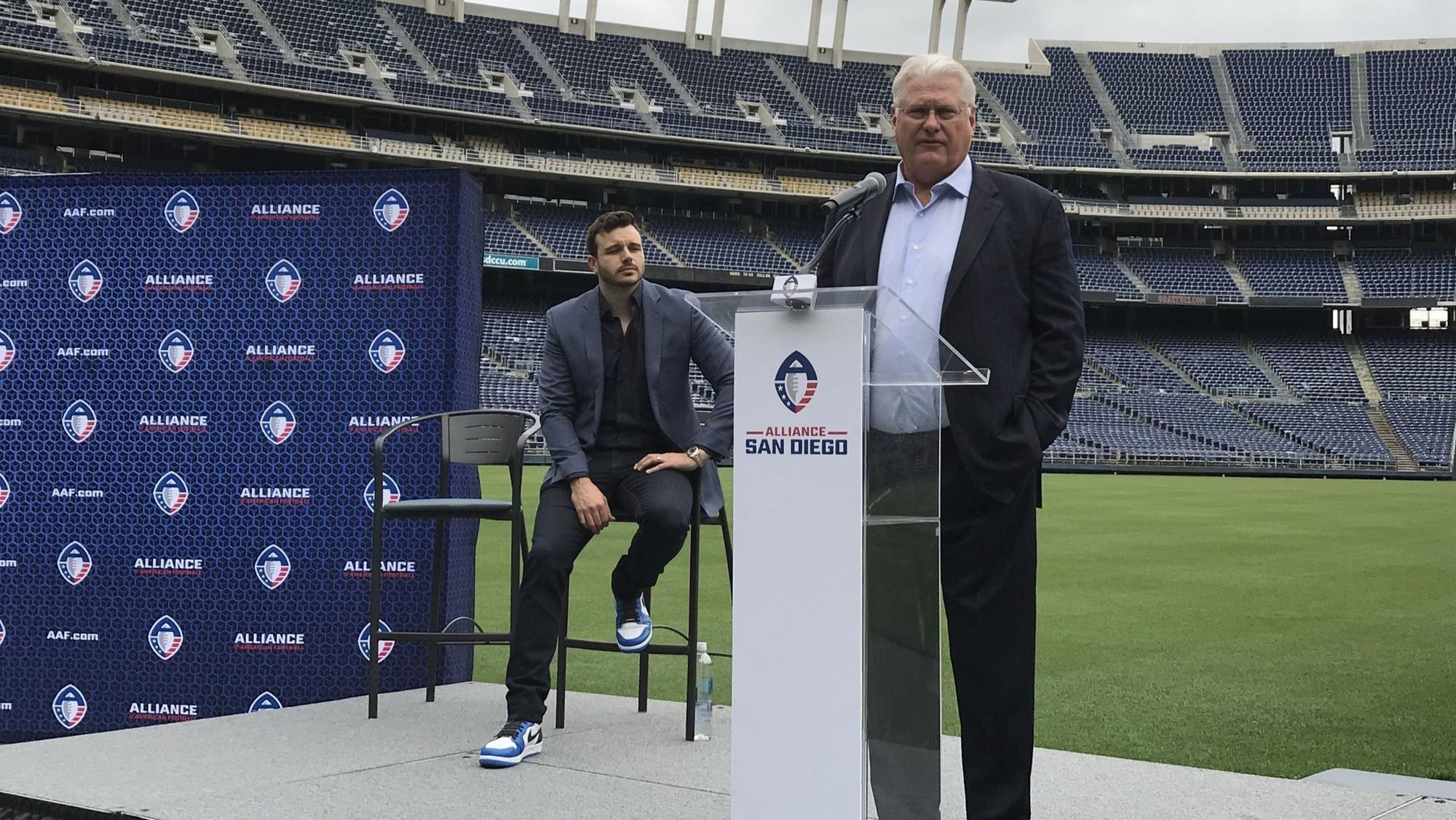 Martz Feels Chills After Landing Job As Coach Of San Diego