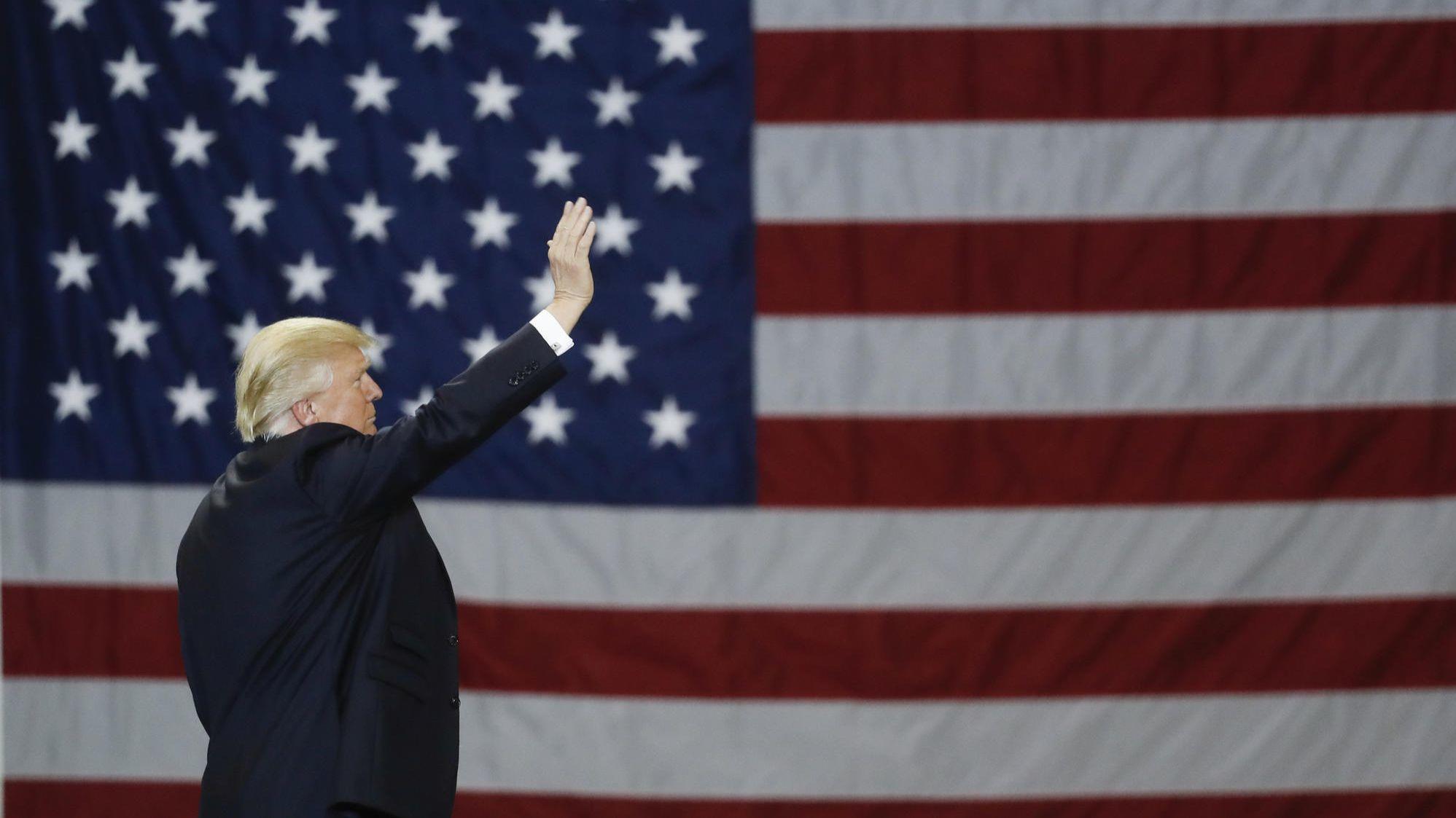 Donald Trump is not a patriot
