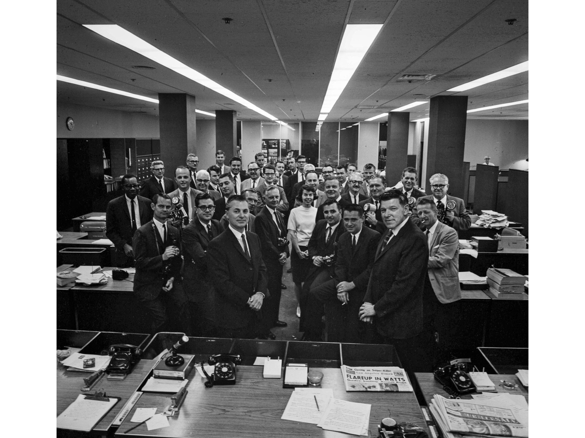 Dorothy Townsend, one of the first female reporters in the Times newsroom, has died. She was 88. Tow