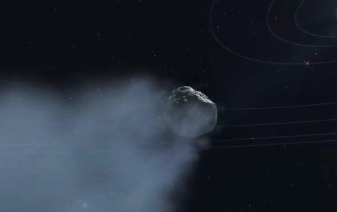 Boulder-size asteroid, on collision course with Earth ...