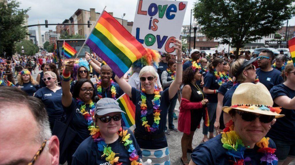 2009 events Baltimore pride gay