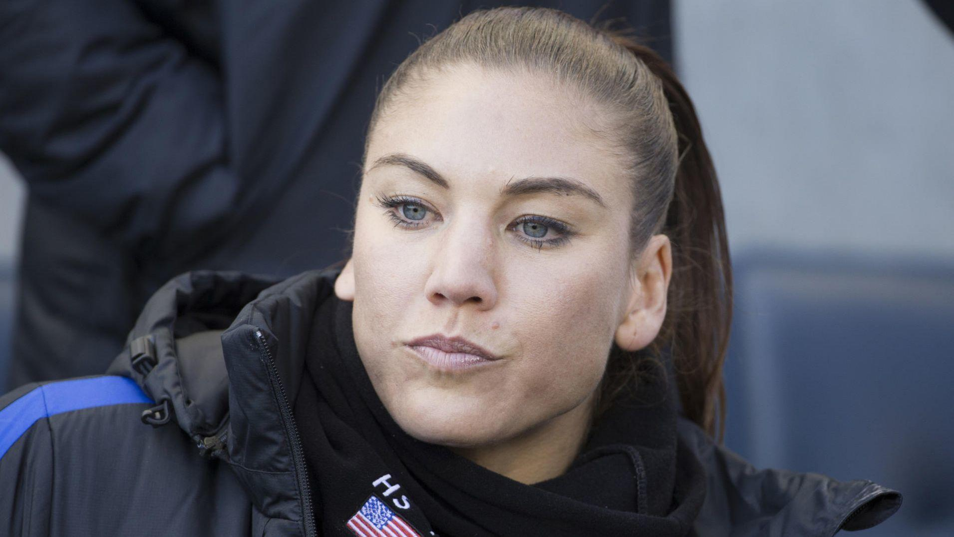 Solo: Hope Solo: Don't Vote For The United States To Win The