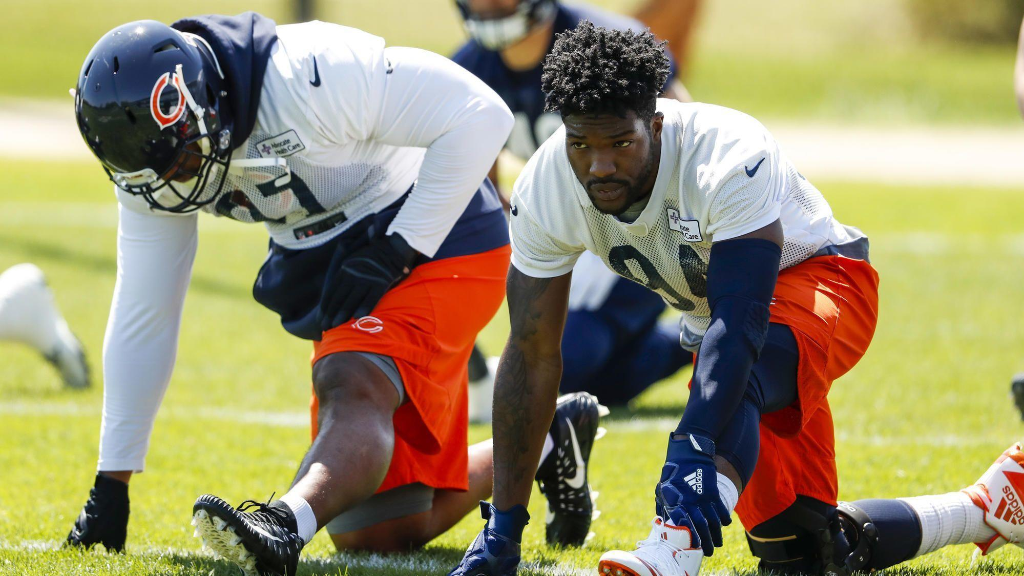 3384434475 Leonard Floyd expects to be 'full go' for Bears camp, looks to expand  leadership role - Chicago Tribune