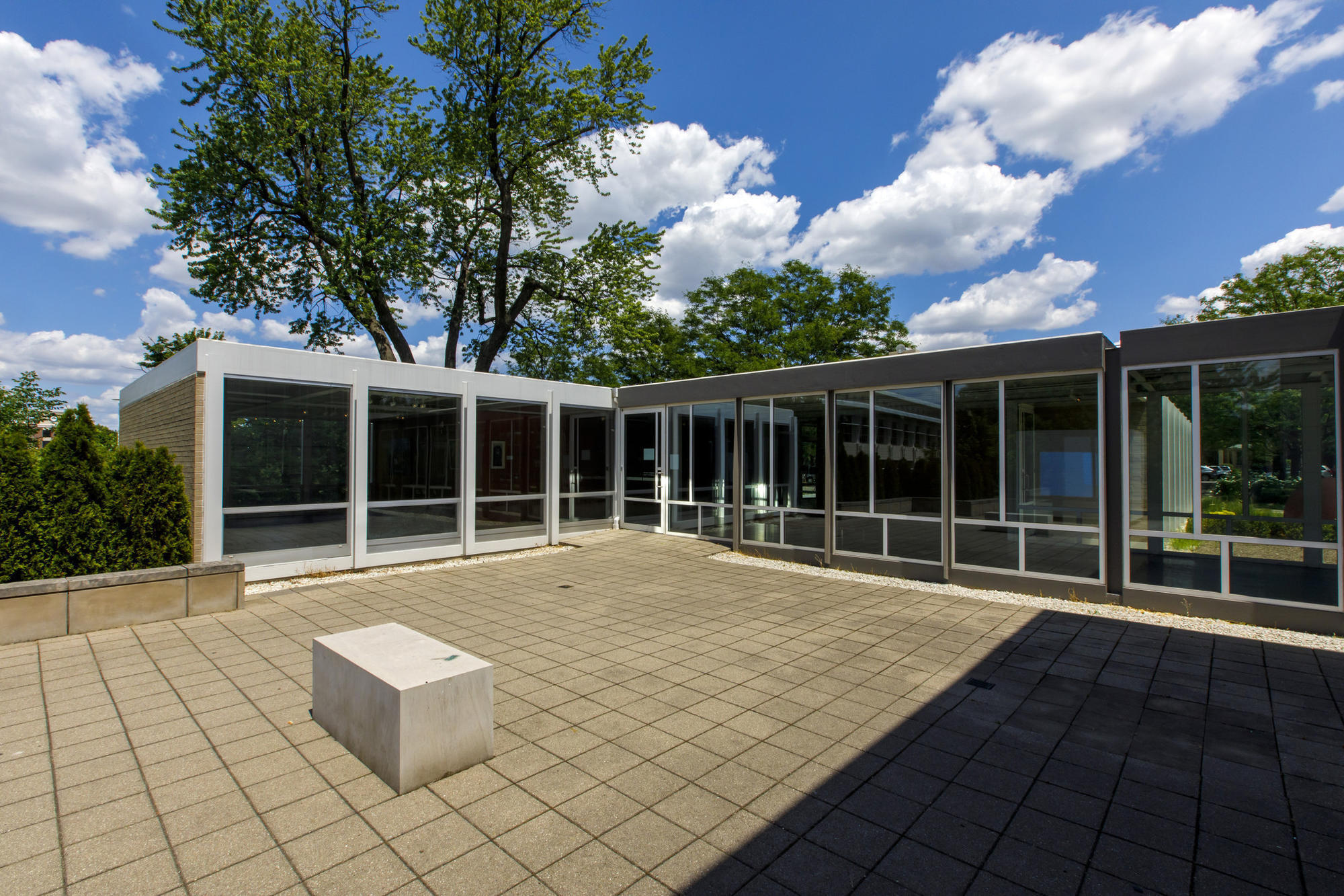 A Less Is More Restoration Of A Mies House Expands Our View Of A