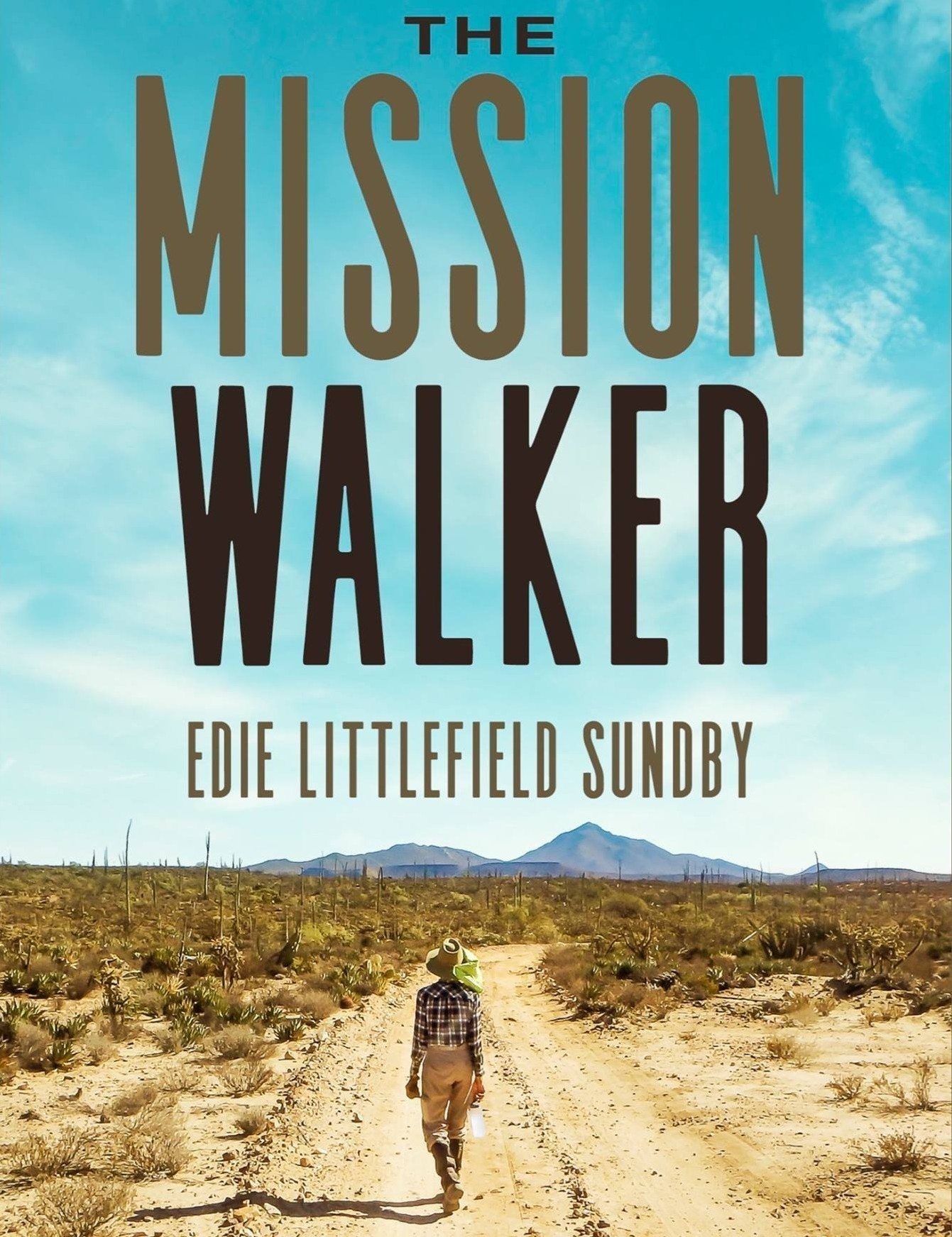 The cover of Edith Littlefield Sundby's 2017 book, published by Harper Collins.