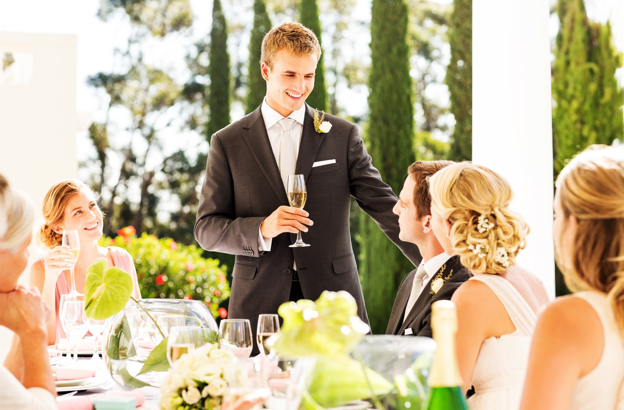 Bad Wedding Toasts Are A Nightmare How To Give A Speech That Will