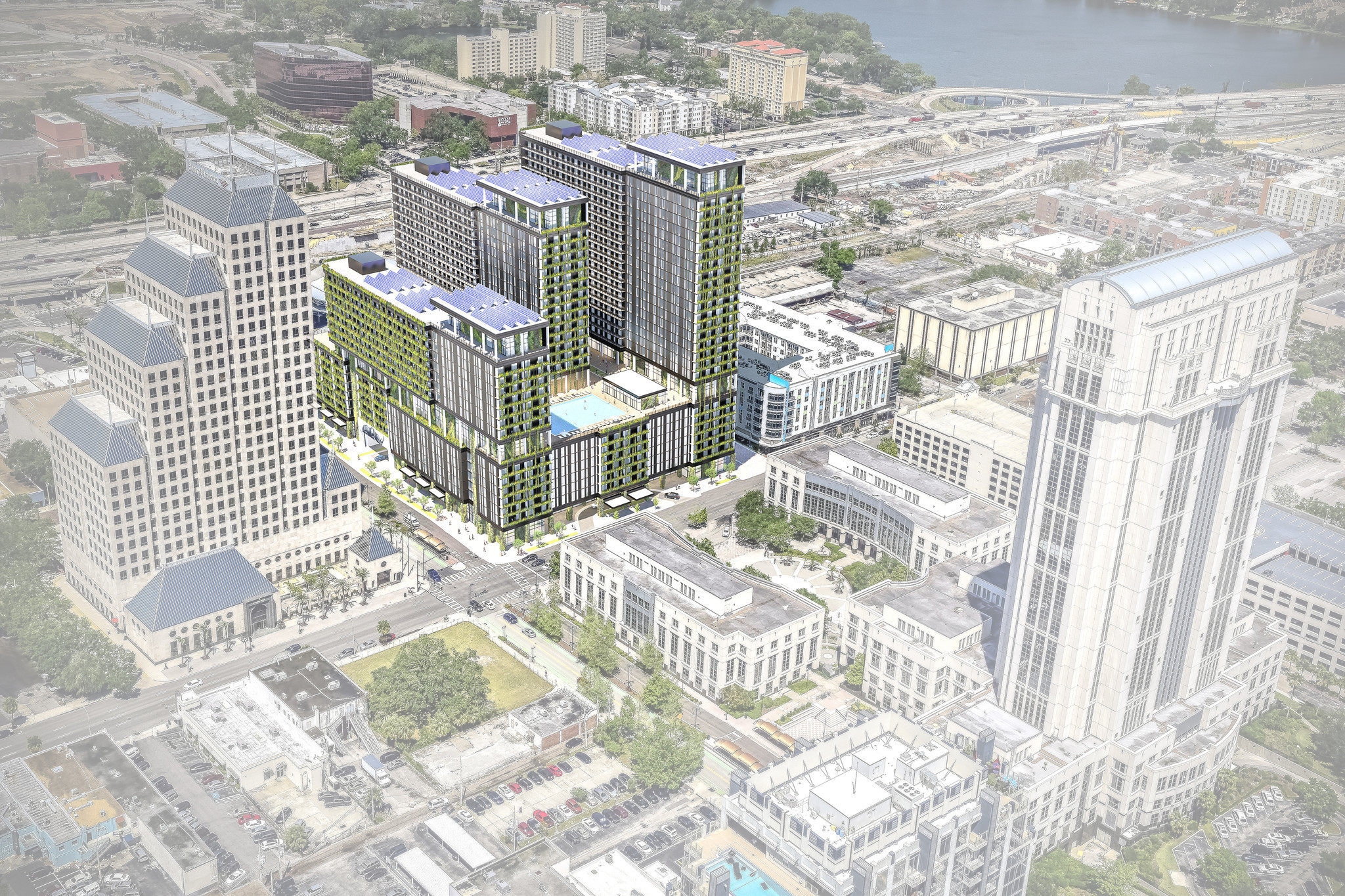 Downtown Orlando Apt Building Owner Challenges Approval Of