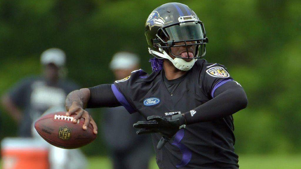 Ravens  Robert Griffin III relishes mentoring Lamar Jackson 7c45a5e20
