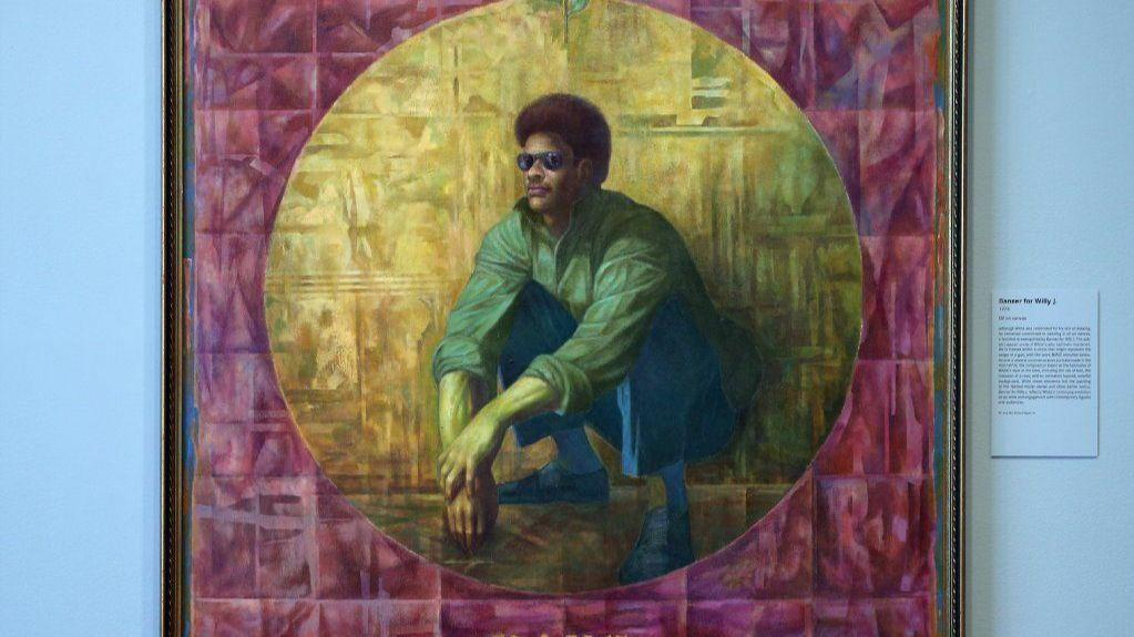Its A Homecoming For Artist Charles White At The Art