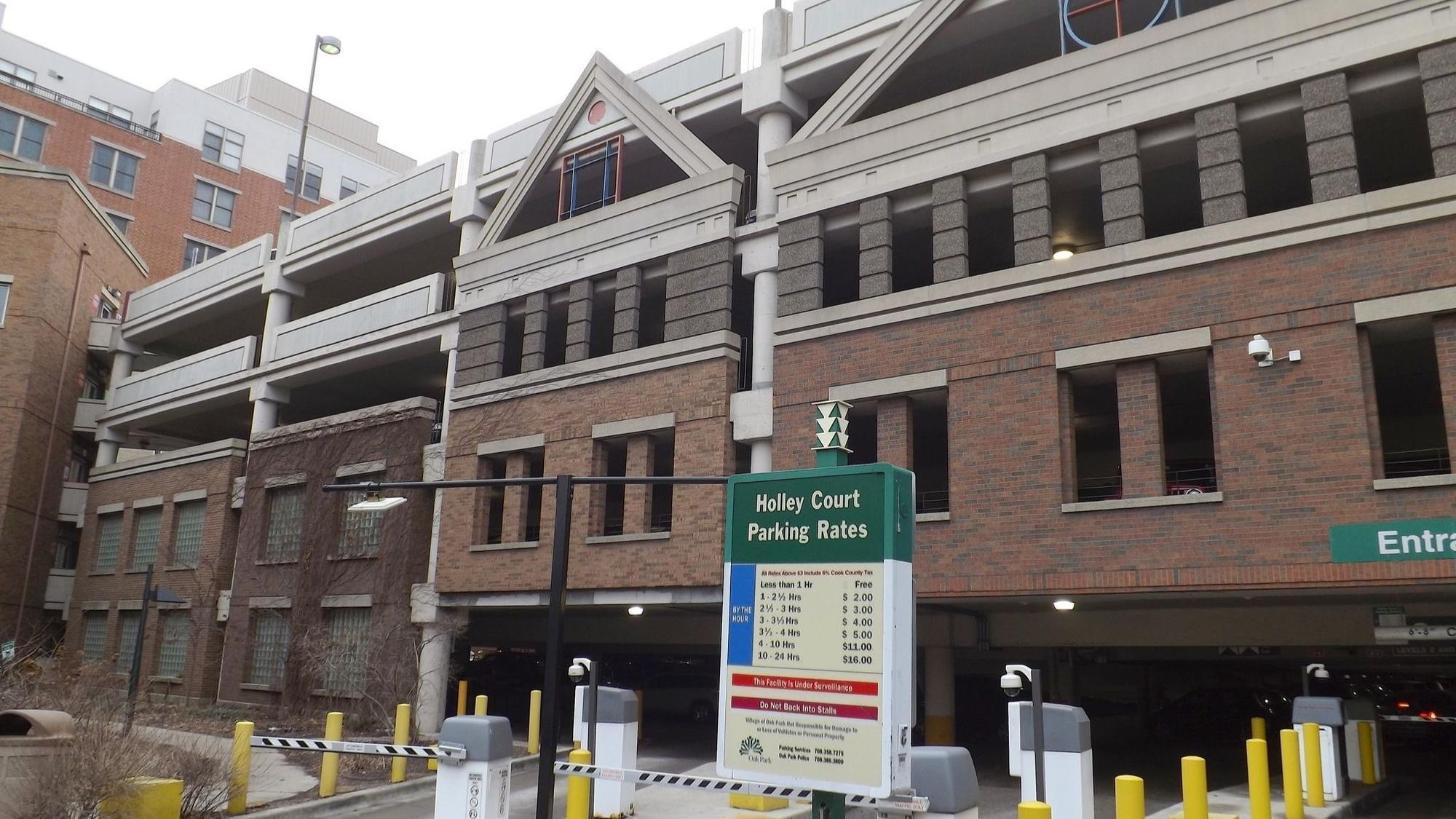 Millennium Park Garage Rates Dandk Organizer