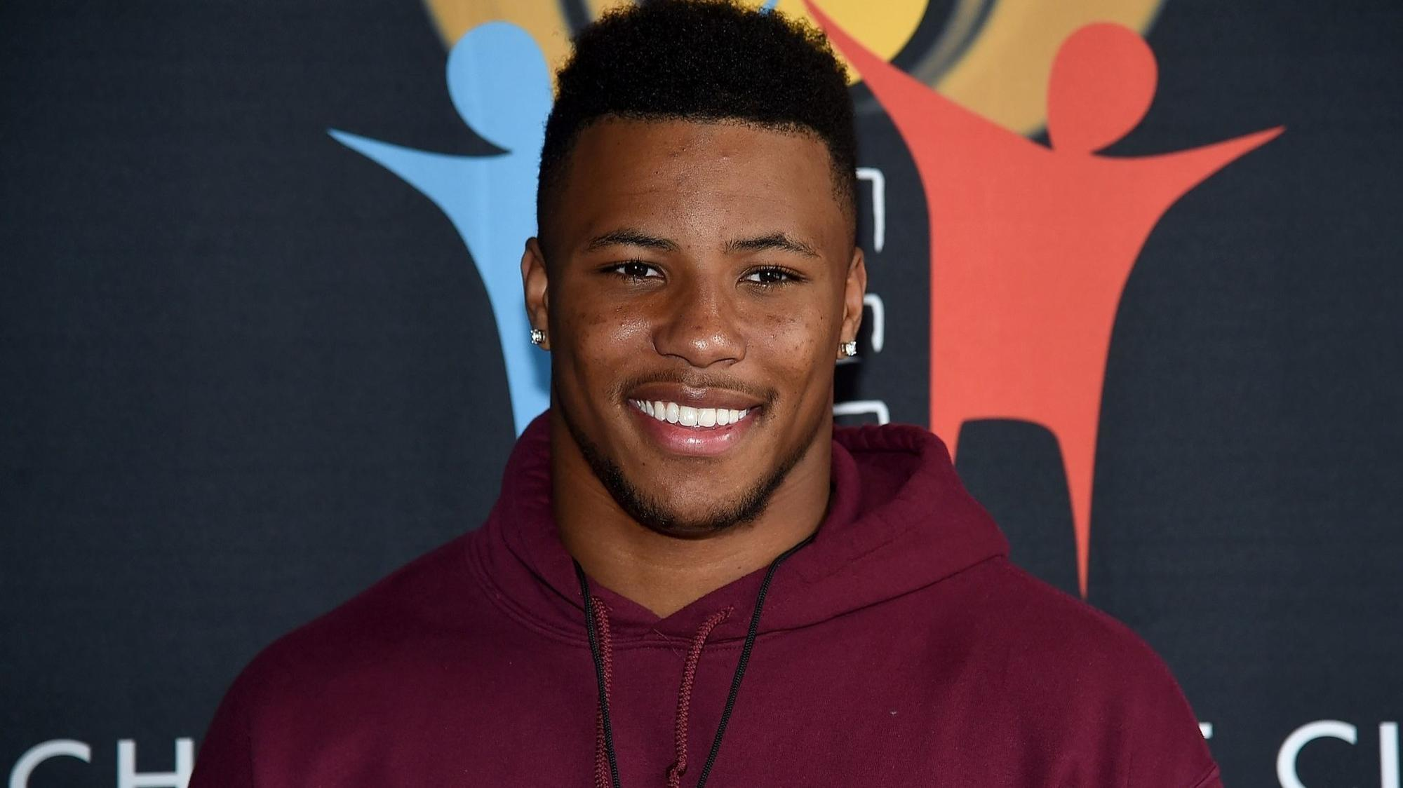Saquon Barkley and his 'SaQuads' to appear in ESPN's Body ...