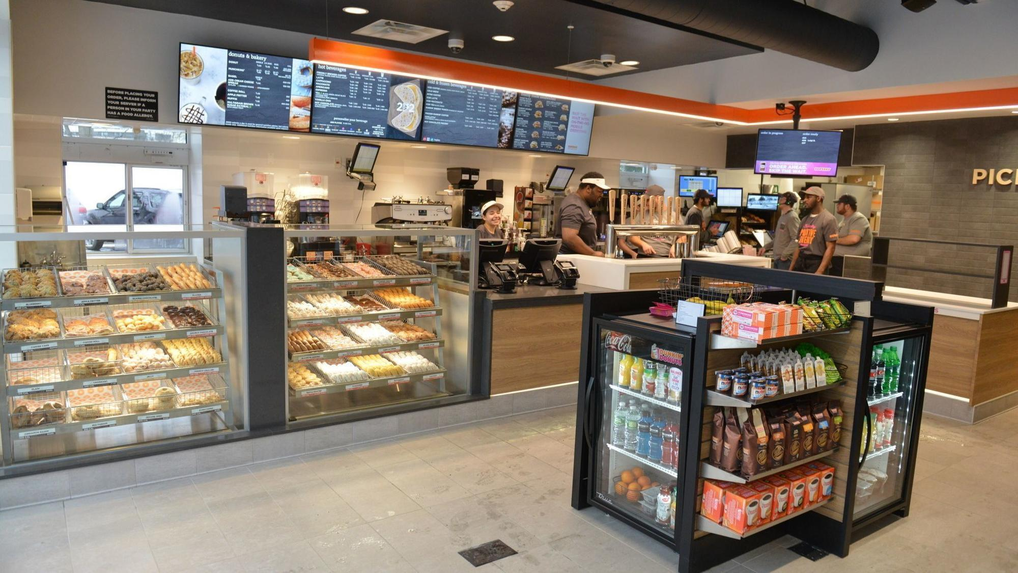 Cold Brew On Tap Reimagined Dunkin Donuts Coming To