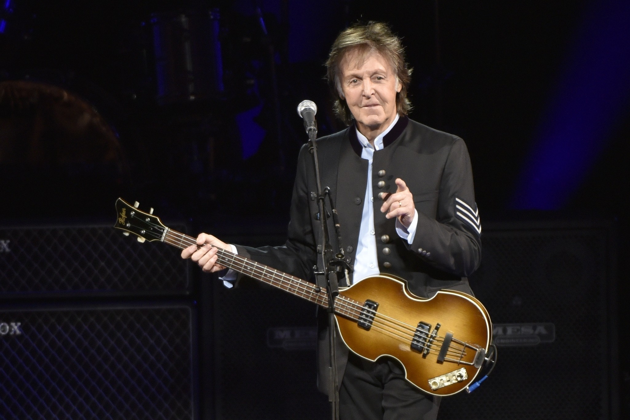paul mccartney ready to release his 17th solo album chicago tribune. Black Bedroom Furniture Sets. Home Design Ideas