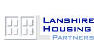 lanshire housing partners logo