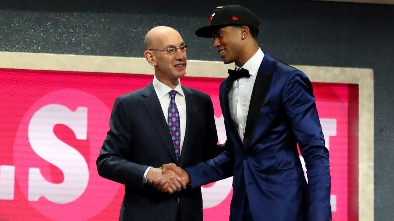 f1b057a83b0 Bulls select Boise State s Chandler Hutchison with No. 22 pick in draft